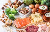 В каких продуктах больше всего белка? Таблица