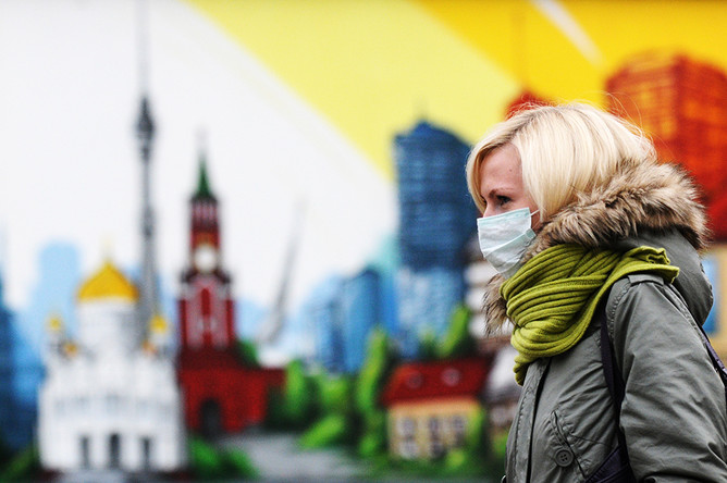 В Москве, в январе 2018 года ситуация с гриппом, не смотря значительное превышение пика сезонной активности, оценивается как среднеэпидемической тяжести