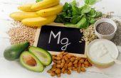 В каких продуктах содержится больше всего магния — список продуктов