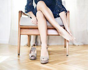 Мозоли на ногах обычно появляются в результате ношения неудобной или тесной обуви