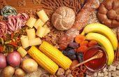 В каких продуктах содержится больше всего углеводов? Таблица