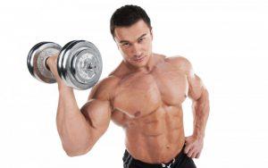 Программу тренировок с гантелями в домашних условиях необходимо составить таким образом, чтобы помочь вам как можно быстрее нарастить мышечную массу и преобразить тело