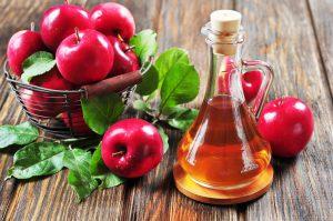 Яблочный уксус восстанавливает баланс микрофлоры кишечника при дисбактериозе, защищает организм от патогенных бактерий