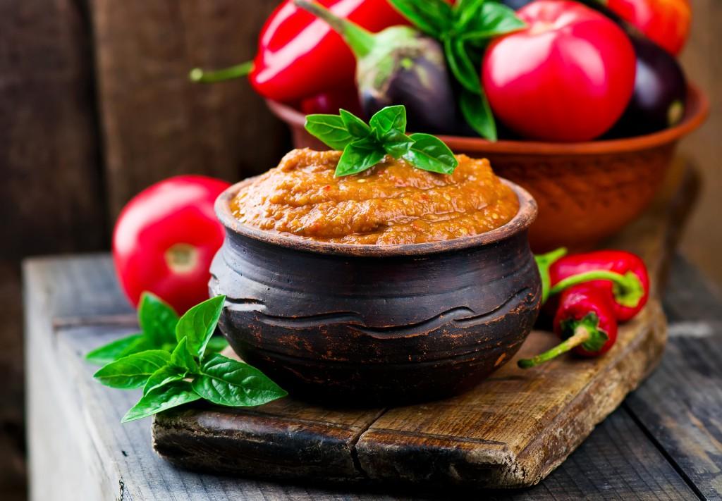 Неделя диеты на баклажанах способствует понижению веса до 5 кг