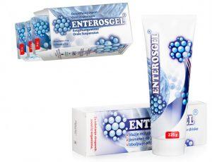 Энтеросгель - известный препарат от пищевых отравлений. Лекарство устранит симптомы недуга, и выведет токсины