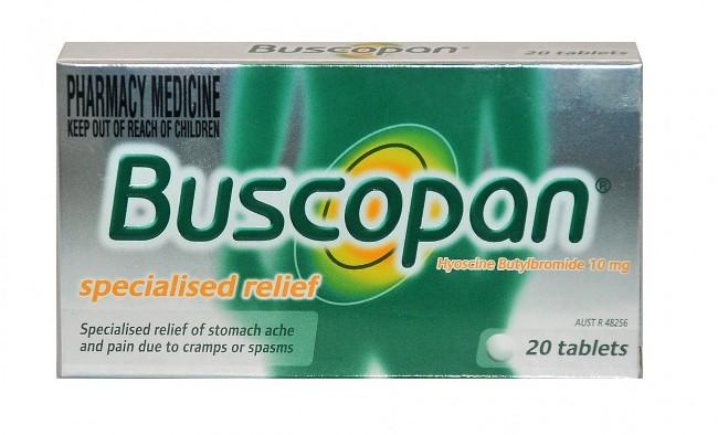 Бускопан - препарат, обладающий спазмолитическим действием, выпускается в виде таблеток и свечей