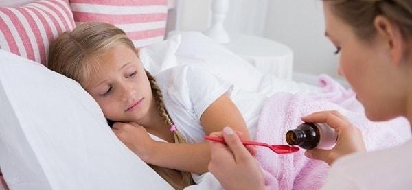 Сироп Эреспал применяется для лечения воспалительных заболеваний дыхательных путей
