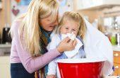 Лающий кашель у ребенка — причины, симптомы и лечение