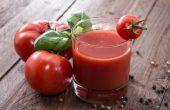 Польза и вред томатного сока, лечение патологий с помощью напитка
