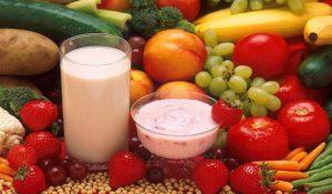 Очень важно соблюдать диету и употреблять продукты, которые не содержат жиров