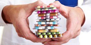 Медикаментозное лечение препаратами