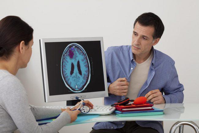 В более узком смысле опухолями головного мозга называют все опухоли нейроэктодермальных тканей