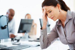 Стресс может выступать профоцирующим фактором на пути к заболеванию