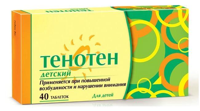 Тенотен – гомеопатический лекарственный препарат, обладающий антидепрессивным, противотревожным и антиастеническим действием, препарат отпускается только по рецепту