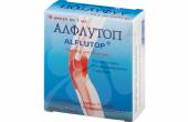 Инструкция по применению уколов Алфлутоп, цена и отзывы о препарате