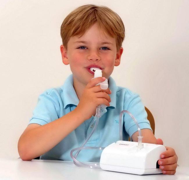 Раствор Аминокапроновой кислоты можно использовать для ингаляций детям