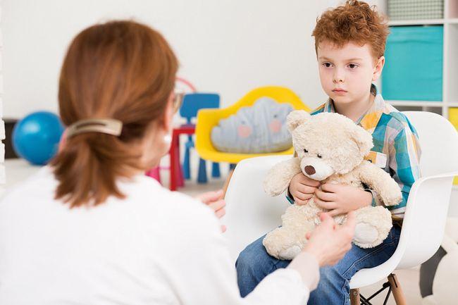 Аутизм у ребенка может возникнуть из-за перенесенной матерью краснухи во время вынашивания