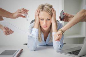 Белок в моче из-за стресса