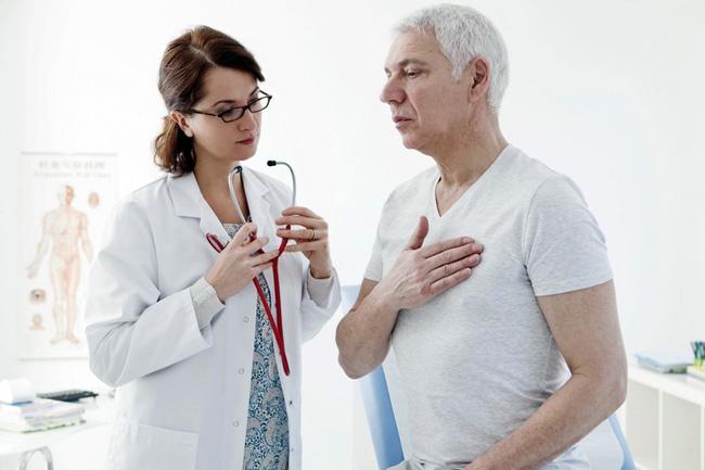 Сердечно-сосудистые заболевания причина ноющих болей в области грудины