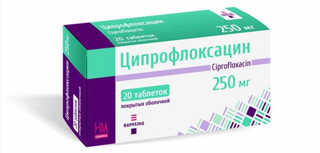 Антибиотик Ципрофлоксацин обладает высокой активностью в отношении практически всех грамположительных бактерий, а также микроорганизмов, продуцирующих бета-лактамазы