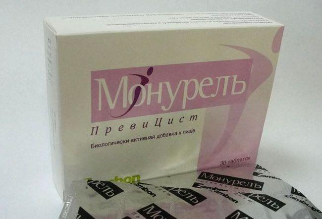 Монурель - это «природный антибиотик» позволяет вылечить цистит в кратчайшие сроки.
