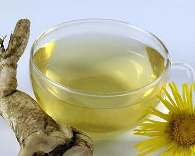 Девясил широко используется в народной медицине