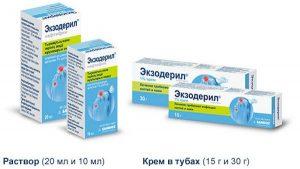 Экзодерил - это противогрибковое средство, которое эффективно справляется с различными грибковыми заболеваниями на ногах