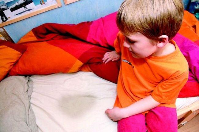 Энурез у детей - это недержание мочи. Данное явление довольно часто встречается у детей