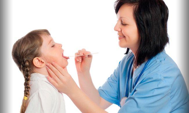 Фарингит у детей - симптомы и лечение, профилактика