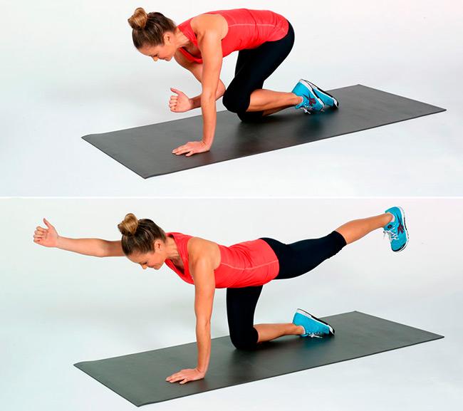 Большое внимание стоит уделить физическим упражнениям, которые помогут устранить хроническую мышечную боль и снять усталость