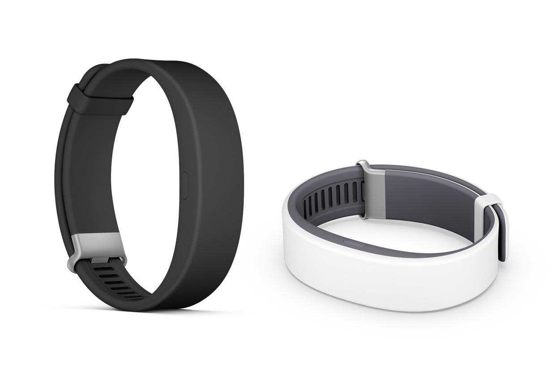 Лучший гаджет компании Sony имеет съемный ремешок из силикона, удобную застежку и неяркие светодиоды на внешней стороне
