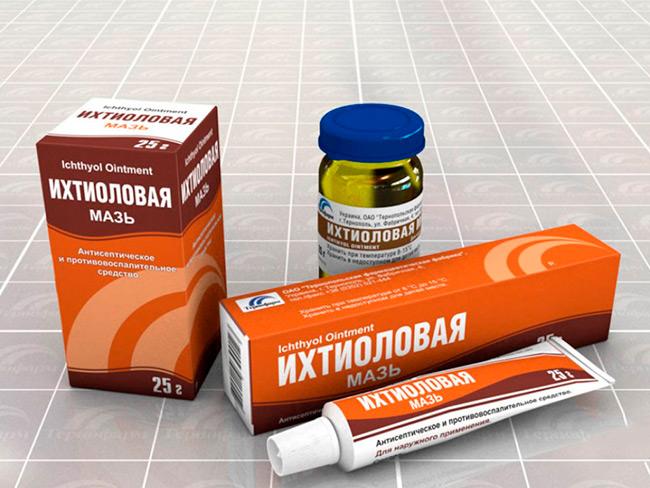 Спектр применения Ихтиоловой мази очень широк, ей пользуются в гинекологии, урологии, а также часто в дерматологии