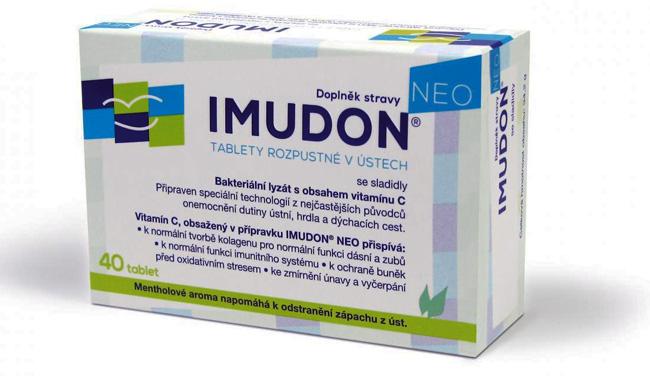 Иммудон - мммуностимулирующий препарат бактериального происхождения для местного применения в оториноларингологии, стоматологии