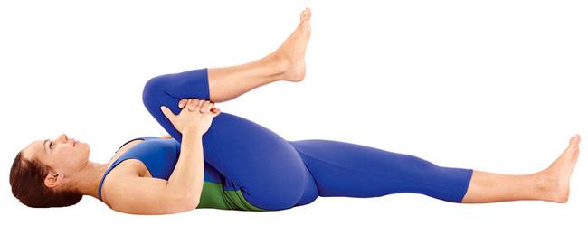 Для улучшения метаболизма и снятия боли в пораженной области, существуют комплексы специальных упражнений