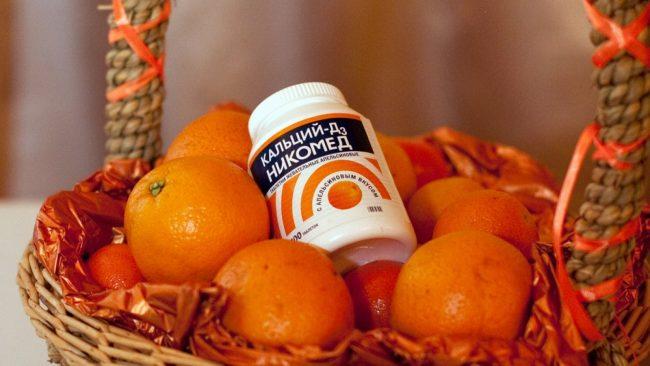 Препарат зачастую применяют для профилактики и лечения дефицита кальция и/или витамина D3, для профилактики и в комплексной терапии остеопороза