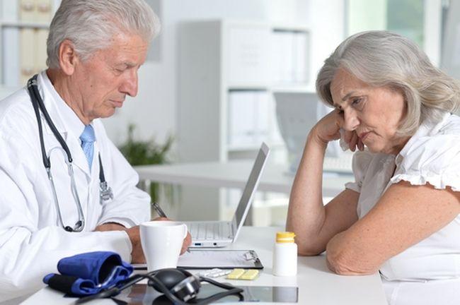 Старческий кольпит диагностируется в период менопаузы
