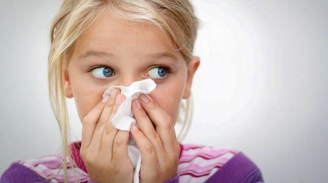 Носовое кровотечение у ребенка может быть вызвано особенностями строения носовой полости