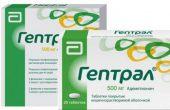 Лечение Гептралом — как правильно применять препарат? Инструкция к Гептралу в ампулах и таблетках