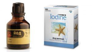Наибольшую эффективность лечение йодом оказывает лишь на начальной стадии болезни