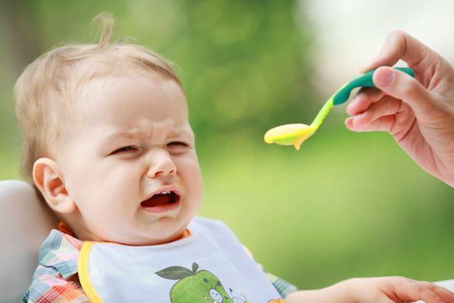 При повышенных лейкоцитах у ребенка может наблюдаться плохой аппетит