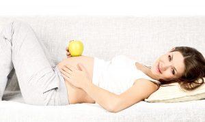 Препарат нельзя применять в первый триместр беременности из-за потенциального риска для ребенка