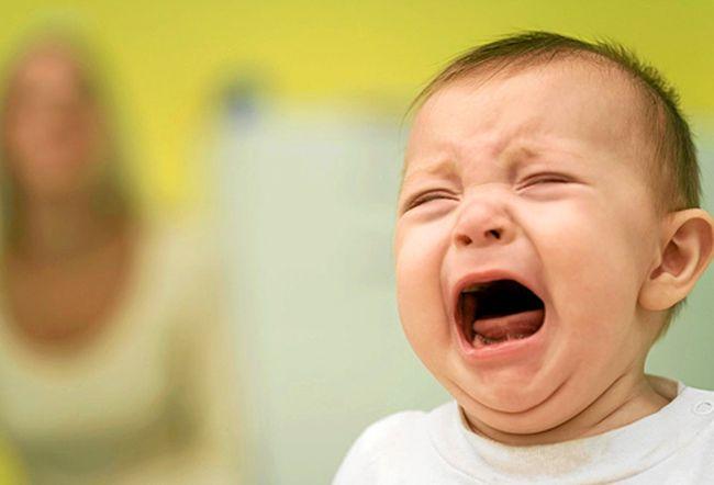 У детей бывает бактериальный и вирусный круп