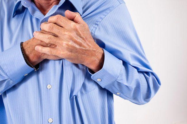 Очень часто нервные перегрузки становятся причиной развития кардиологических заболеваний