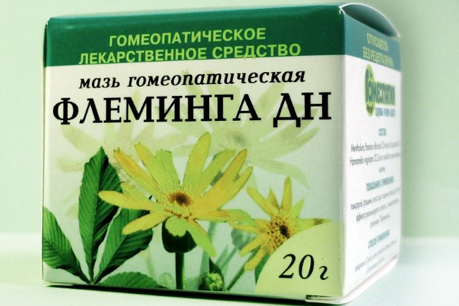 Мазь Флеминга – лечебные свойства данного препарата достаточно широки, мазь применяется для обеззараживания и снятия воспалений при ринитах, дерматитах, наружных формах геморроя