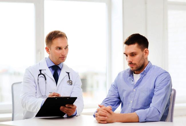 Псориаз на члене (фото) симптомы