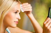 Прыщи на лбу у женщин — почему появляются, что означают и как от них избавиться?