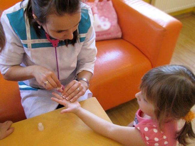 У детей количество сегментоядерных регулярно меняется, в зависимости от возраста