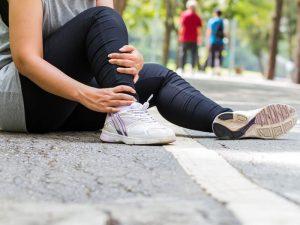 Профессиональные спортсмены зачастую тоже страдают от болей в ногах из-за сильных нагрузок во время тренировок и занятий спортом