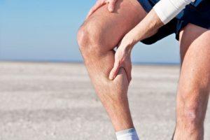 почему при беременности болят ноги ниже колена