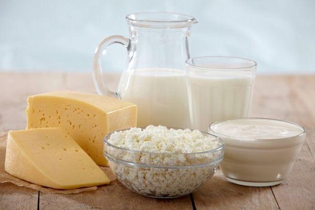 Правильная диета - залог успешного лечения остеопороза